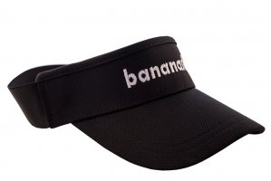Black Sports Visor ( Pre Order 14th April )